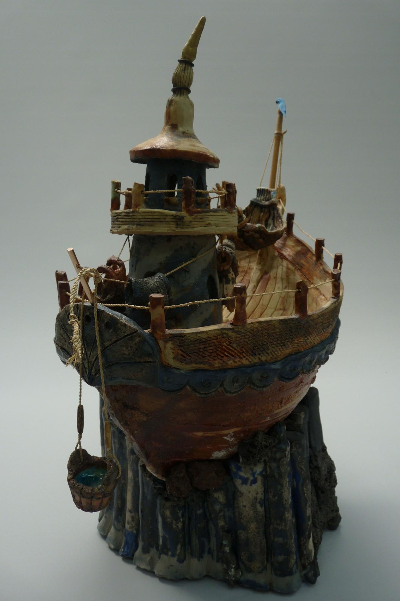 Anja-KeramiekWoonboot